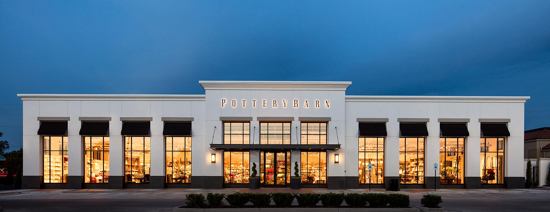 Pottery Barn — BradleyFair