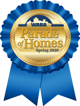 2020 WABA Spring Parade of Homes Ribbon
